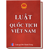 Luật Quốc Tịch Việt Nam icon