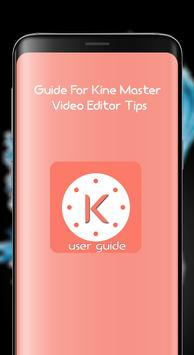 Guide For Kine Master Video Editor Tips poster