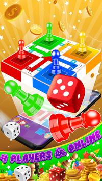 King of Ludo Dice Game with Free Voice Chat 2020 screenshot 13