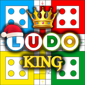 Menginstal Game Board android Ludo King new