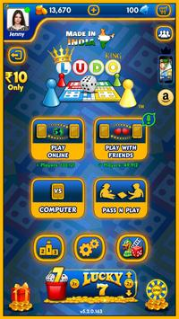 Ludo King™ - Parchisi Dice Board Game screenshot 1