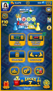 Ludo King™ - Parchisi Dice Board Game screenshot 17