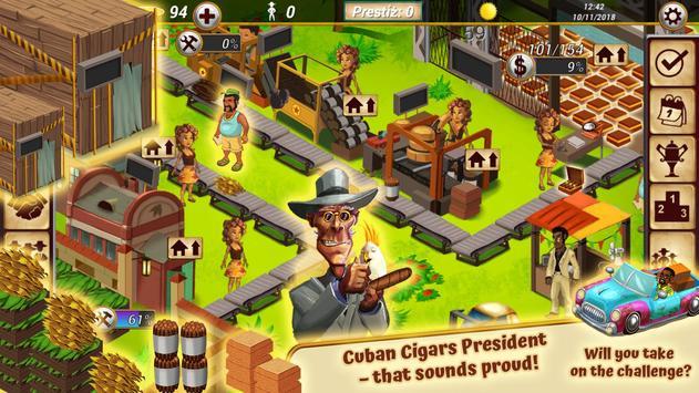 Idle Cigar Empire screenshot 1