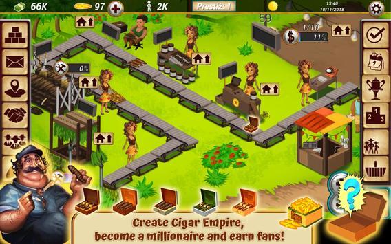 Idle Cigar Empire screenshot 2