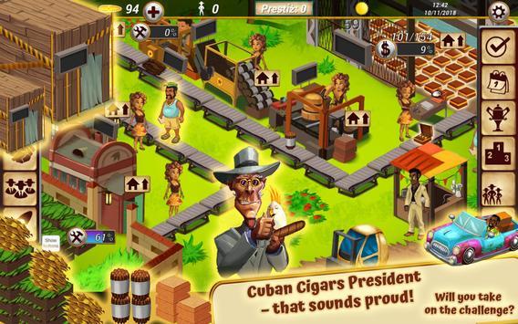 Idle Cigar Empire screenshot 3