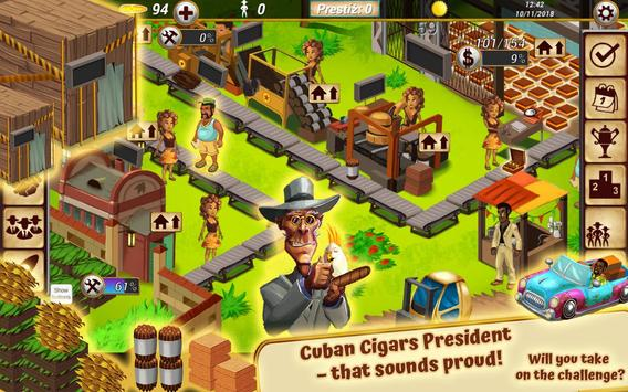Idle Cigar Empire screenshot 5