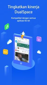 Dual Space - Dukungan 64Bit screenshot 1