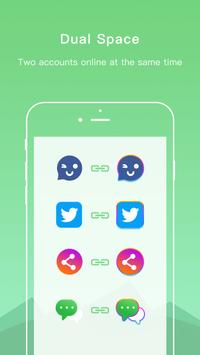 Dual Space - Multiple Accounts & App Cloner screenshot 1