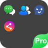Dual Space Pro - Multiple Accounts & App Cloner ikona