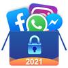 App Lock Master – Lock Apps & PIN & Pattern Lock simgesi