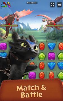 Dragons: Titan Uprising 海报