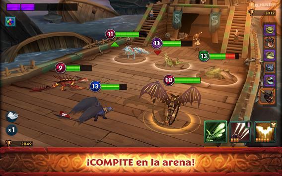 Dragones: El resurgir de Mema captura de pantalla 2