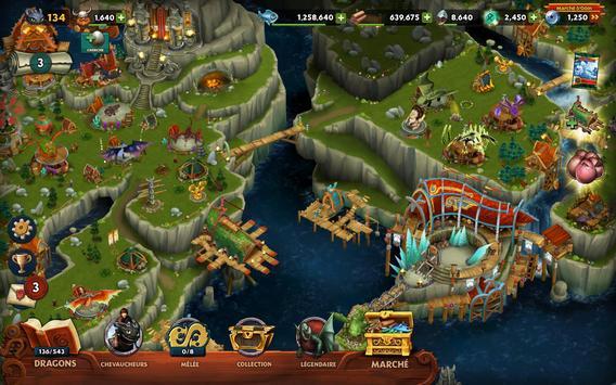Dragons : L'Envol de Beurk capture d'écran 13