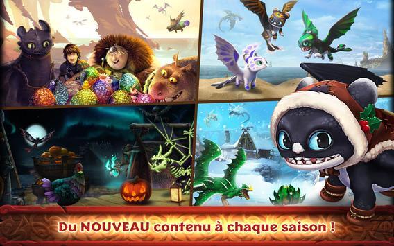 Dragons : L'Envol de Beurk capture d'écran 3