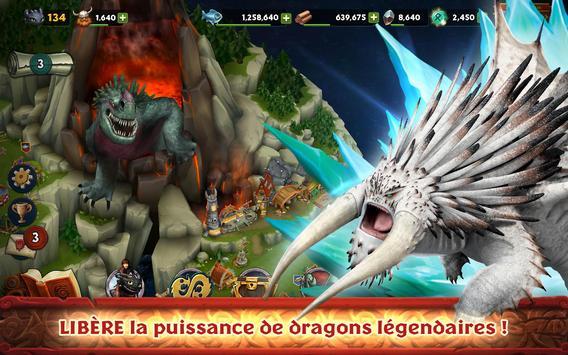 Dragons : L'Envol de Beurk capture d'écran 4