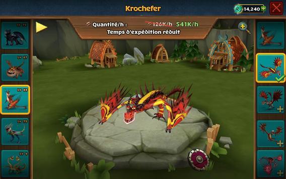 Dragons : L'Envol de Beurk capture d'écran 5