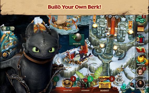 Dragons: Rise of Berk poster