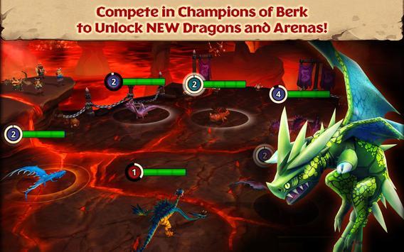 Dragons: Rise of Berk screenshot 15