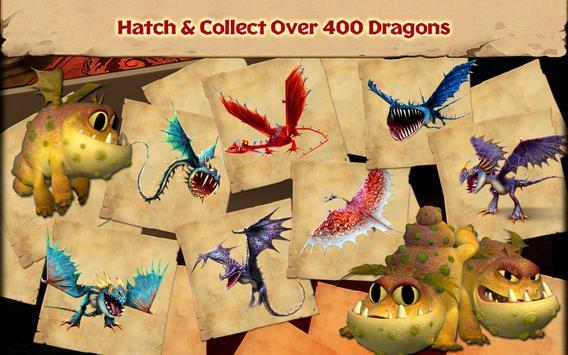 Dragons: Rise of Berk screenshot 18