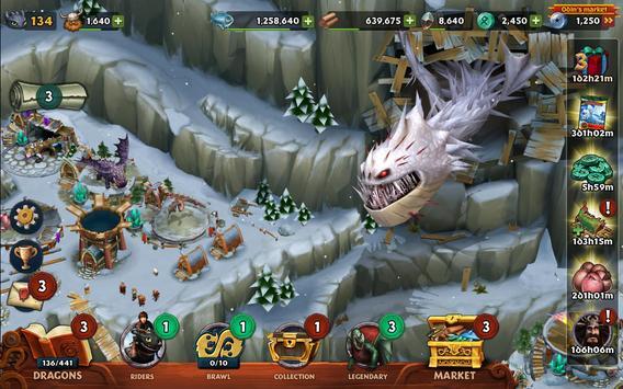 Dragones: El resurgir de Mema captura de pantalla 19