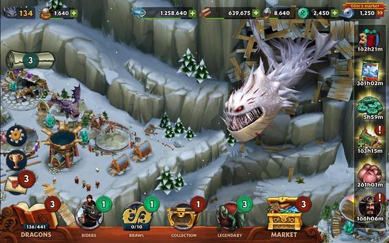 Dragones: El resurgir de Mema captura de pantalla 5