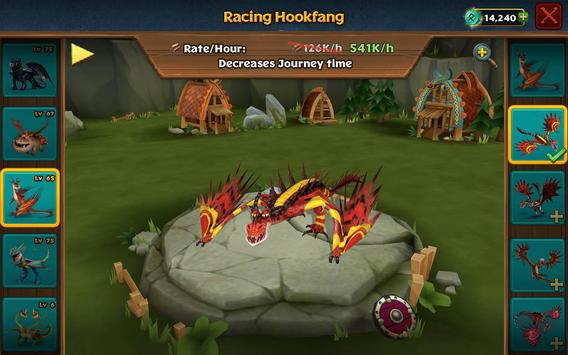 Dragons: Rise of Berk screenshot 5