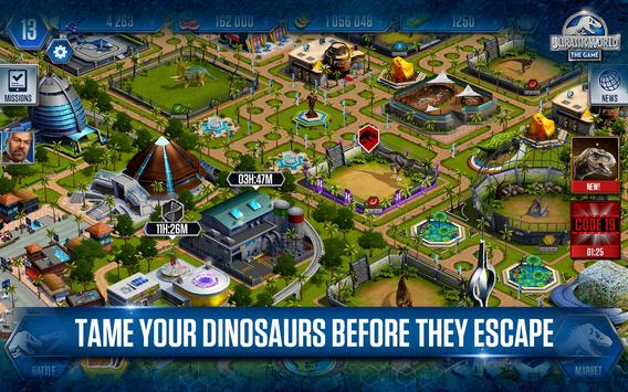 Jurassic World™: The Game poster