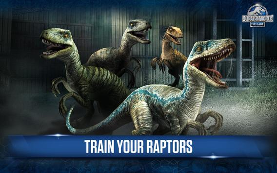 Jurassic World™: The Game screenshot 16