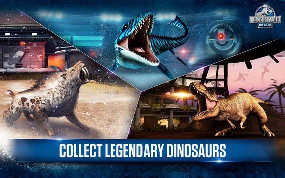 Jurassic World™: el juego captura de pantalla 10