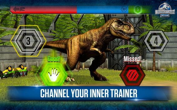 Jurassic World™: el juego captura de pantalla 1