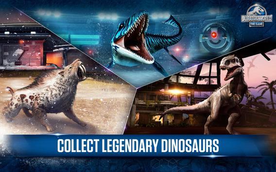 Jurassic World™: The Game screenshot 3