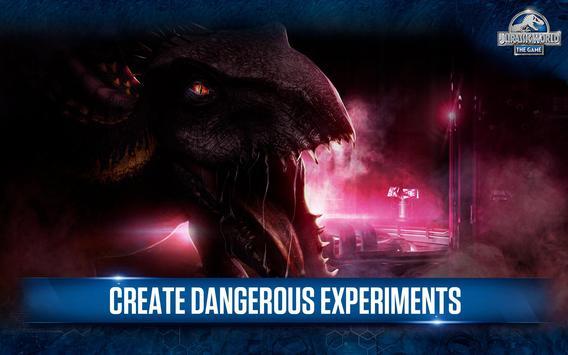 Jurassic World™: el juego captura de pantalla 4