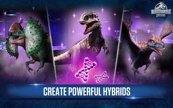 Jurassic World™: The Game تصوير الشاشة 4