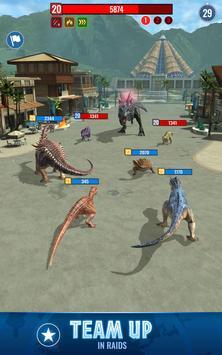Jurassic World Alive 스크린샷 3