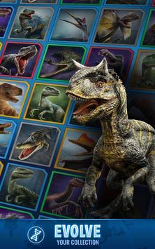 Jurassic World Alive screenshot 13