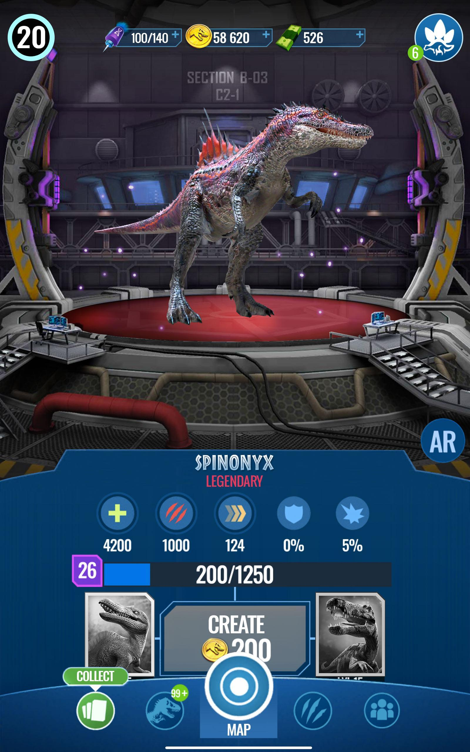 Jurassic World Alive for Android - APK Download