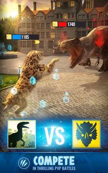Jurassic World Alive screenshot 1