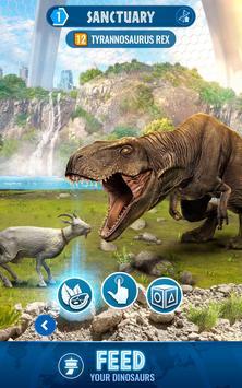 Jurassic World Alive 스크린샷 1