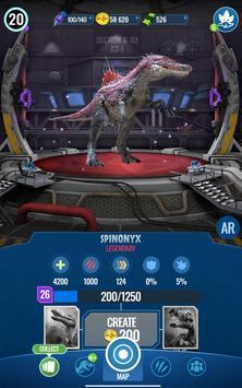 Jurassic World Alive screenshot 22