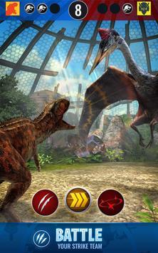 Jurassic World Alive screenshot 2