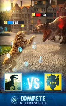 Jurassic World Alive screenshot 9