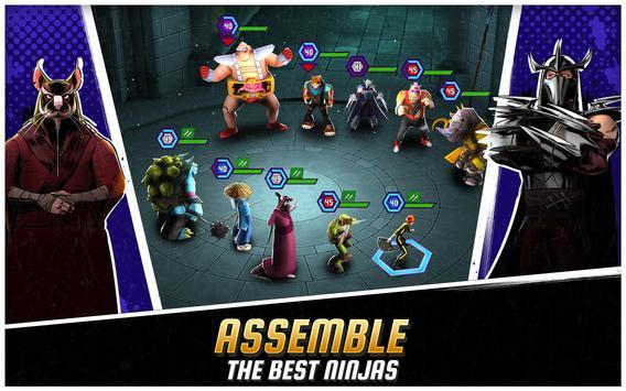 Ninja Turtles: Legends screenshot 7