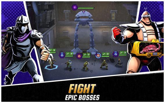 Ninja Turtles: Legends تصوير الشاشة 15