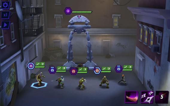 Ninja Turtles: Legends screenshot 19