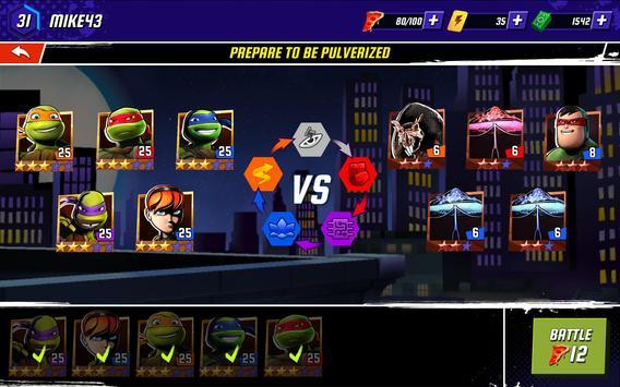 Ninja Turtles: Legends screenshot 13