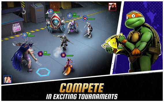 Ninja Turtles: Legends تصوير الشاشة 2