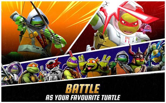 Ninja Turtles: Legends screenshot 4