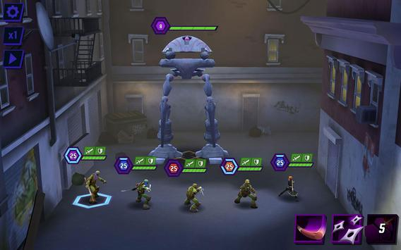 Ninja Turtles: Legends screenshot 5