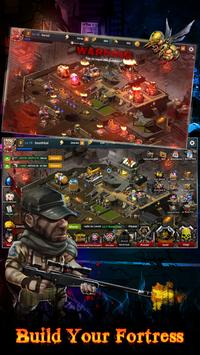 Zombie War Z screenshot 16