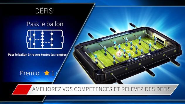 Baby-foot Coupe Mondiale capture d'écran 1